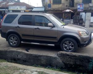 Honda CR-V 2003 EX 4WD Automatic Gold | Cars for sale in Lagos State, Apapa