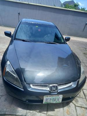 Honda Accord 2005 2.4 Type S Automatic Gray | Cars for sale in Rivers State, Port-Harcourt