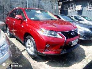 Lexus RX 2011 350 Red   Cars for sale in Lagos State, Apapa