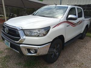 Toyota Hilux 2021 White   Cars for sale in Abuja (FCT) State, Garki 1