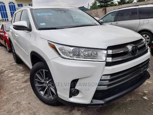 Toyota Highlander 2019 XLE White   Cars for sale in Lagos State, Ikeja