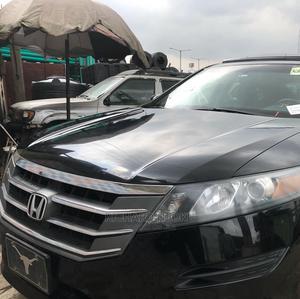 Honda Accord Crosstour 2013 EX-L AWD Black | Cars for sale in Lagos State, Oshodi