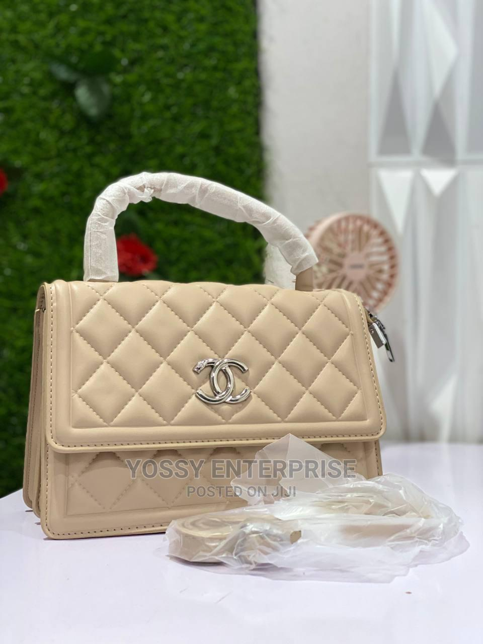 Chanel Midi Size Bag   Bags for sale in Ikeja, Lagos State, Nigeria