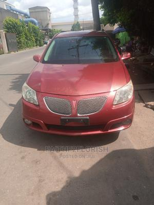 Pontiac Vibe 2005 GT Red | Cars for sale in Lagos State, Ikeja