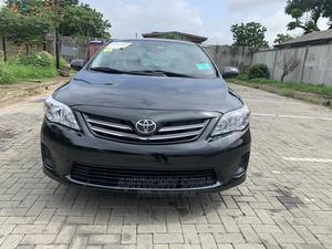 Toyota Corolla 2013 Black | Cars for sale in Lagos State, Ilupeju