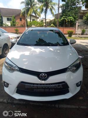 Toyota Corolla 2015 White   Cars for sale in Lagos State, Amuwo-Odofin