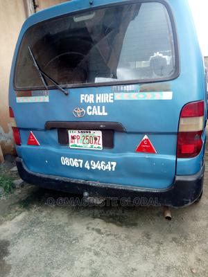 Cargo Bus Toyota Hiace | Buses & Microbuses for sale in Lagos State, Agege