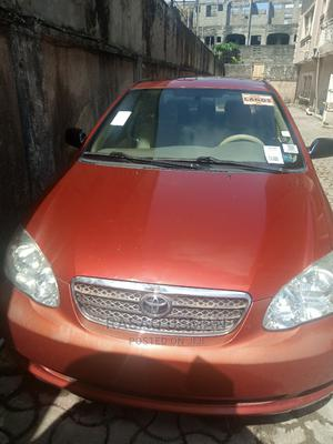 Toyota Corolla 2007 Red | Cars for sale in Lagos State, Ajah