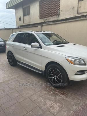 Mercedes-Benz M Class 2015 White | Cars for sale in Lagos State, Abule Egba