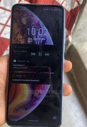 Tecno Camon 16 128 GB Blue | Mobile Phones for sale in Lagos State, Ikorodu