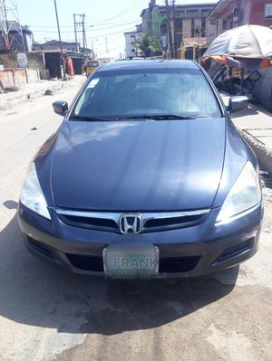 Honda Accord 2007 Gray | Cars for sale in Lagos State, Yaba