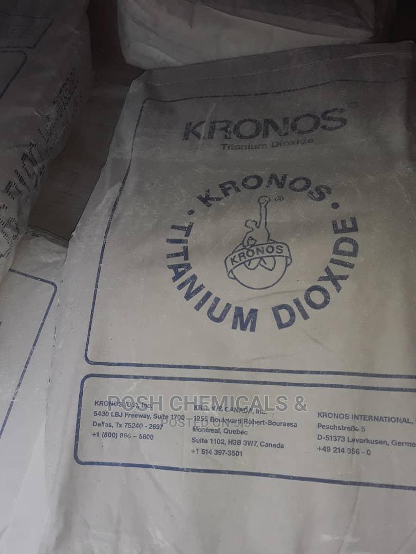 Titanium Dioxide - Kronos 2190   Other Services for sale in Ikeja, Lagos State, Nigeria