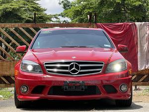 Mercedes-Benz C63 2010 Red | Cars for sale in Abuja (FCT) State, Central Business District