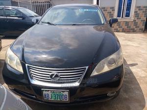 Lexus ES 2008 350 Black | Cars for sale in Lagos State, Ipaja