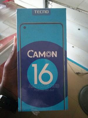 New Tecno Camon 16 128 GB | Mobile Phones for sale in Kwara State, Ilorin East