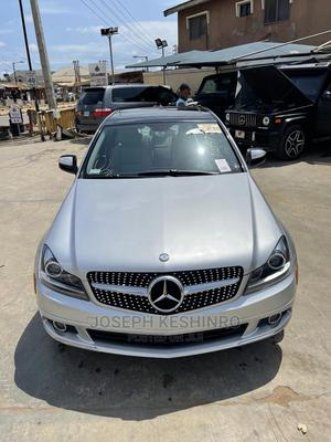 Mercedes-Benz C300 2010 Silver | Cars for sale in Lagos State, Surulere