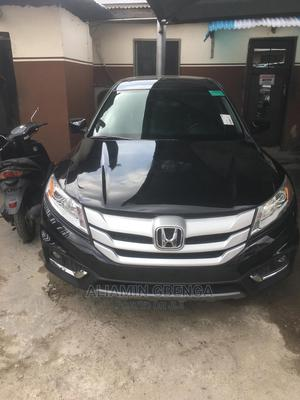 Honda Accord Crosstour 2014 EX-L W/Navigation AWD Black | Cars for sale in Lagos State, Surulere