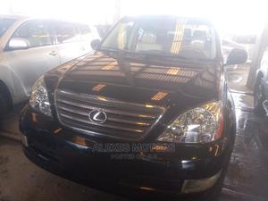 Lexus GX 2007 470 Black   Cars for sale in Lagos State, Apapa