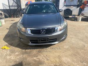 Honda Accord 2010 Gray   Cars for sale in Lagos State, Surulere