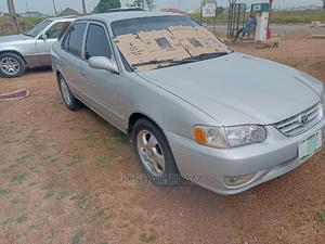 Toyota Corolla 2001 Silver   Cars for sale in Plateau State, Jos