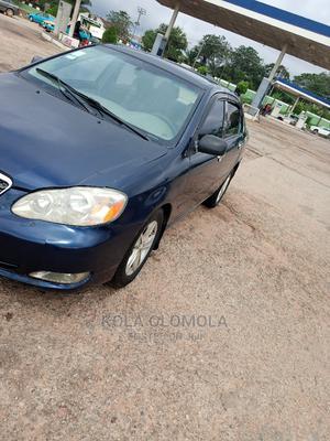 Toyota Corolla 2004 Sedan Automatic Blue | Cars for sale in Ondo State, Akure