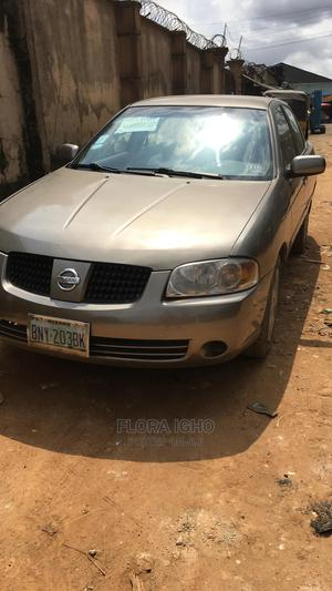 Nissan Sentra 2004 1.8 Gray | Cars for sale in Lagos State, Ogba