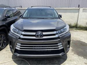 Toyota Highlander 2017 Gray | Cars for sale in Lagos State, Ajah