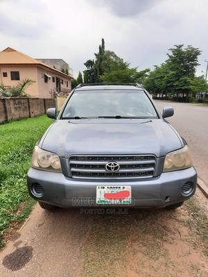 Toyota Highlander 2006 Blue   Cars for sale in Abuja (FCT) State, Gwarinpa