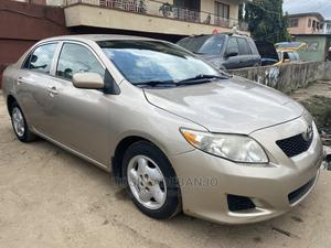 Toyota Corolla 2010 Gold   Cars for sale in Lagos State, Mushin