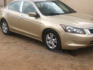 Honda Accord 2008 Gold | Cars for sale in Lagos State, Agege