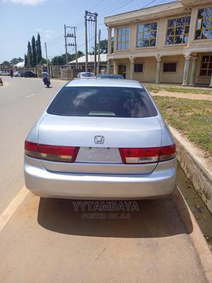Honda Accord 2004 Silver | Cars for sale in Kaduna State, Zaria