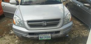 Honda Pilot 2003 Gray | Cars for sale in Abuja (FCT) State, Idu Industrial