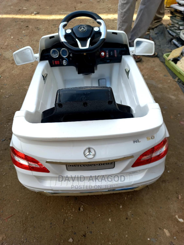 Baby Benz Toy Car