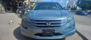 Honda Accord Crosstour 2010 EX-L AWD Blue | Cars for sale in Lagos State, Surulere