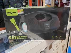 Zealot P1 40W High Power Wireless Bluetooth Speaker With | Audio & Music Equipment for sale in Lagos State, Ikeja