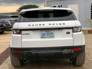 Land Rover Range Rover Evoque 2013 White   Cars for sale in Abuja (FCT) State, Mabushi