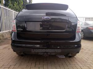 Ford Edge 2007 SE 4dr AWD (3.5L 6cyl 6A) Gray | Cars for sale in Lagos State, Alimosho
