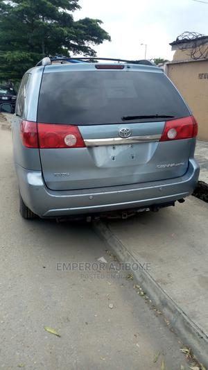 Toyota Sienna 2008 LE Blue   Cars for sale in Lagos State, Agege