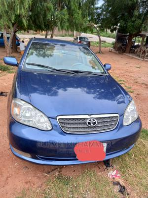 Toyota Corolla 2005 LE Blue   Cars for sale in Gombe State, Gombe LGA