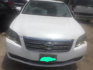 Toyota Avalon 2006 Limited White | Cars for sale in Rivers State, Port-Harcourt