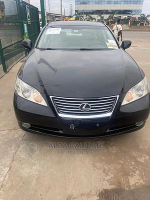 Lexus ES 2007 350 Black | Cars for sale in Lagos State, Abule Egba