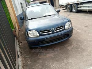 Nissan Micra 2001 Blue | Cars for sale in Lagos State, Egbe Idimu