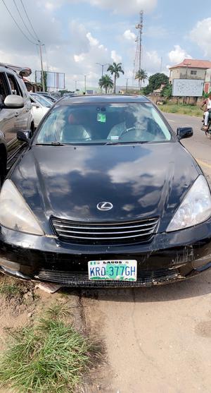 Lexus ES 2004 330 Sedan Black | Cars for sale in Oyo State, Ibadan
