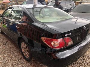Lexus ES 2004 Black | Cars for sale in Lagos State, Ifako-Ijaiye