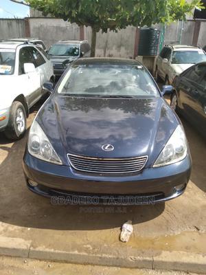 Lexus ES 2005 330 Blue | Cars for sale in Lagos State, Alimosho