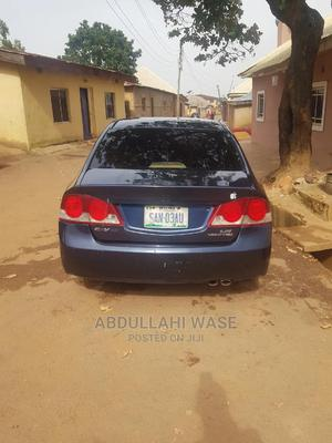 Honda Civic 2007 1.8i-Vtec LXi Blue | Cars for sale in Plateau State, Jos