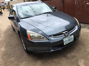 Honda Accord 2005 Blue | Cars for sale in Lagos State, Surulere