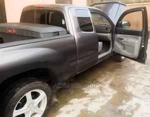 Toyota Tacoma 2012 Access Cab Automatic Gray | Cars for sale in Lagos State, Ifako-Ijaiye