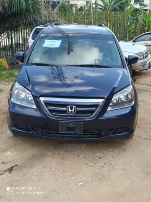 Honda Odyssey 2005 Blue | Cars for sale in Lagos State, Gbagada