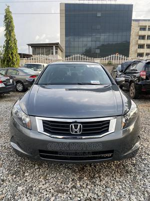 Honda Accord 2010 Sedan EX Automatic Gray | Cars for sale in Abuja (FCT) State, Gwarinpa